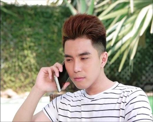 Không biết Will gọi điện cho ai mà có vẻ rất đăm chiêu ???